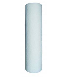 """Cartouche microfibre Meltblown 9""""3/4 - 20µm"""