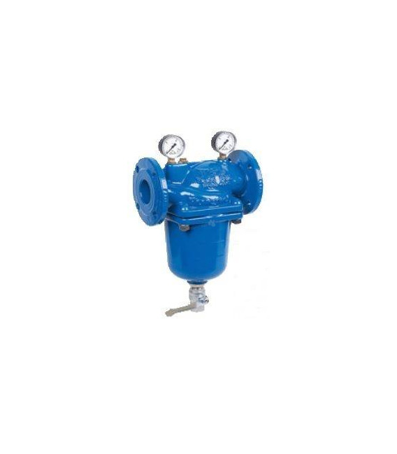 Filtre autonettoyant automatique F76S - à brides DN125 - 100µm
