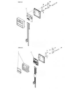 DLFC assemblé 5 GPM 1'' pour fleck 9500