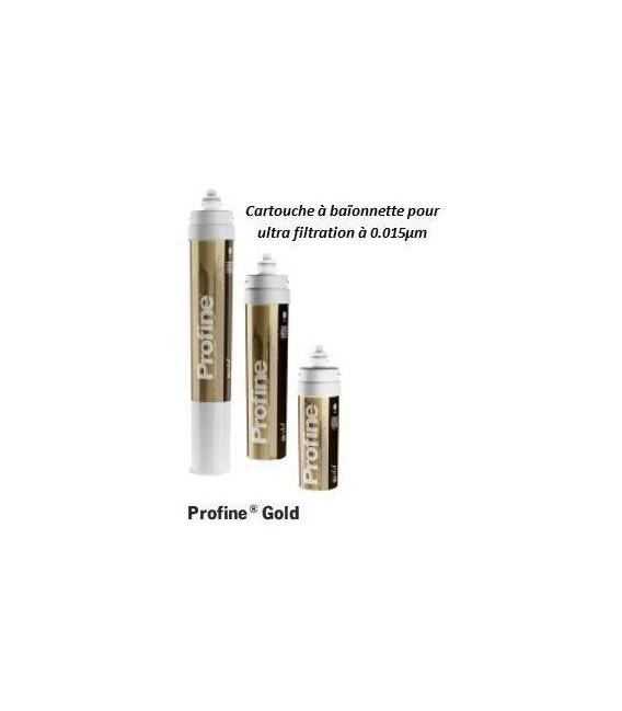 Cartouche encapsulée ultra filtration profine GOLD Medium