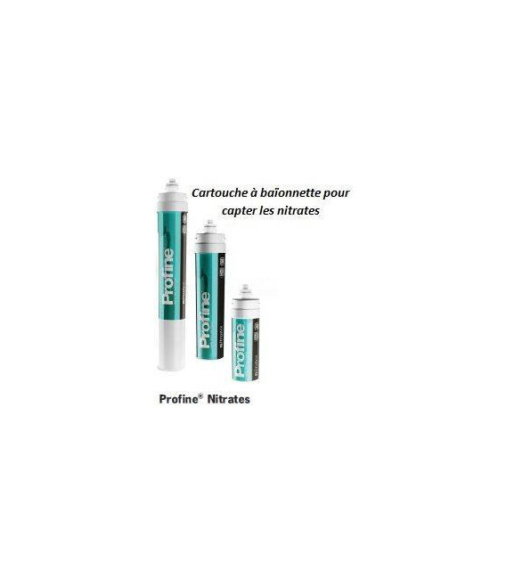 Cartouche encapsulée profine NITRATES Medium
