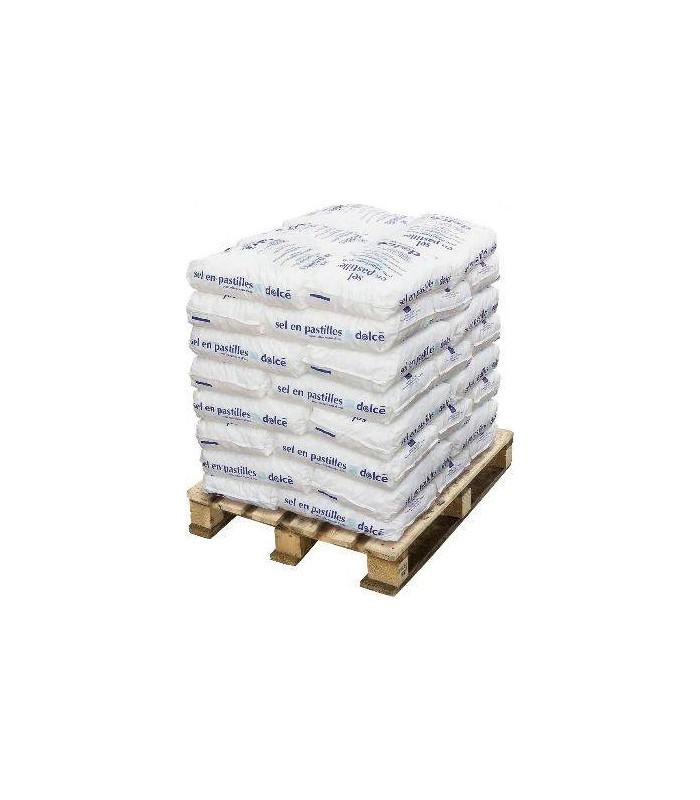 10 x 10 kg Sacs Adapté Pour Tous Les Adoucisseurs d/'eau Tablette Sel