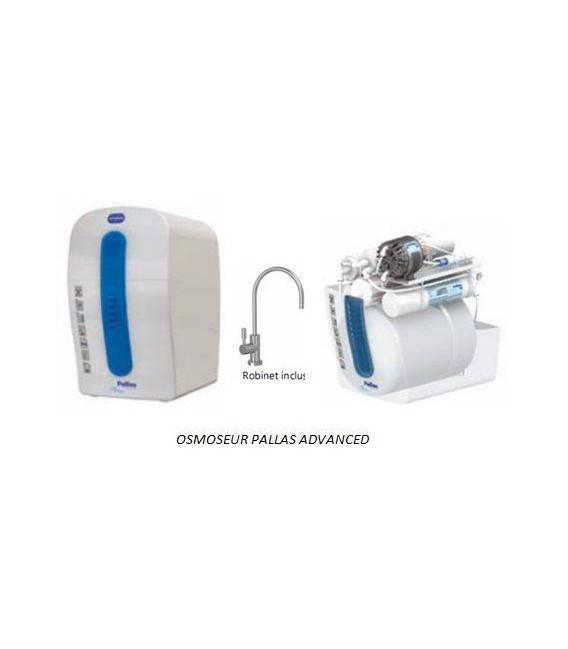 Osmoseur compact PALLAS ADVANCED permeat pump