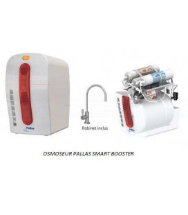 Osmoseur compact PALLAS SMART Booster