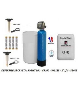Déferriseur CR100 - 99L - WS125
