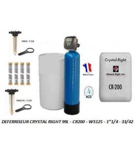 Déferriseur CR200 - 99L - WS100