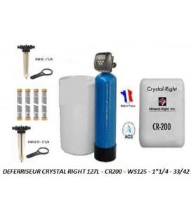 Déferriseur CR200 - 127L - WS125