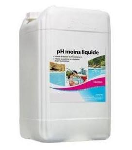pH moins liquide 25 Kg