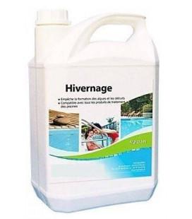 anti algues piscine Hivernage