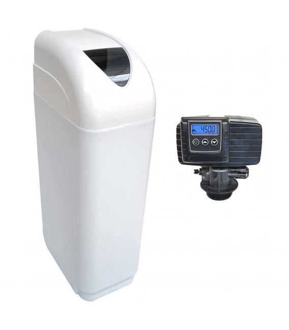 Adoucisseur d'eau 8L Fleck 5600 SXT volumétrique électronique
