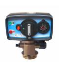 Adoucisseur d'eau 8L Fleck 4600 MC eau chaude complet avec accessoires