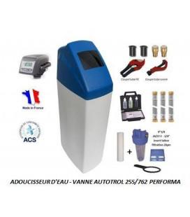 Adoucisseur d'eau 10L Autotrol 255/762 complet avec accessoires