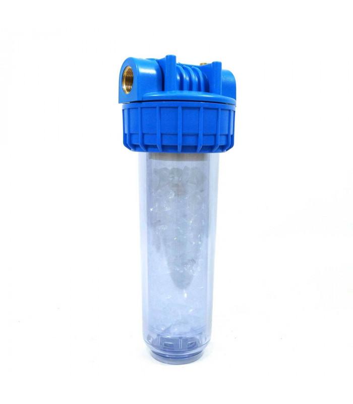 Double porte filtre /à eau 93//4-20//27F avec by-pass