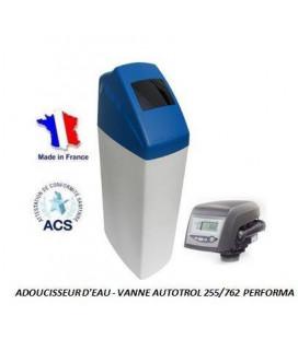 Adoucisseur d'eau 30L Autotrol 255/762 volumétrique électronique