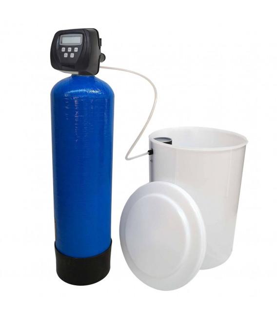 Adoucisseur d'eau bi bloc 20L Clack WS100V