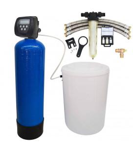Adoucisseur d'eau bi bloc 225L Clack WS125V complet