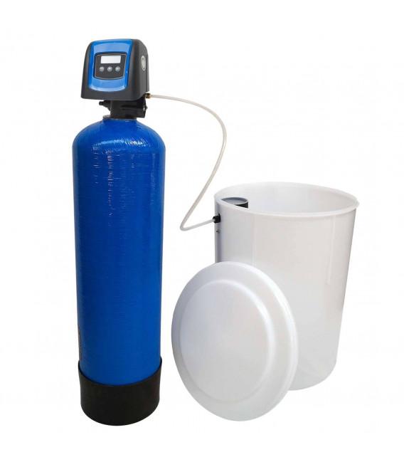 Adoucisseur d'eau bi bloc 50L fleck 5800 SXT