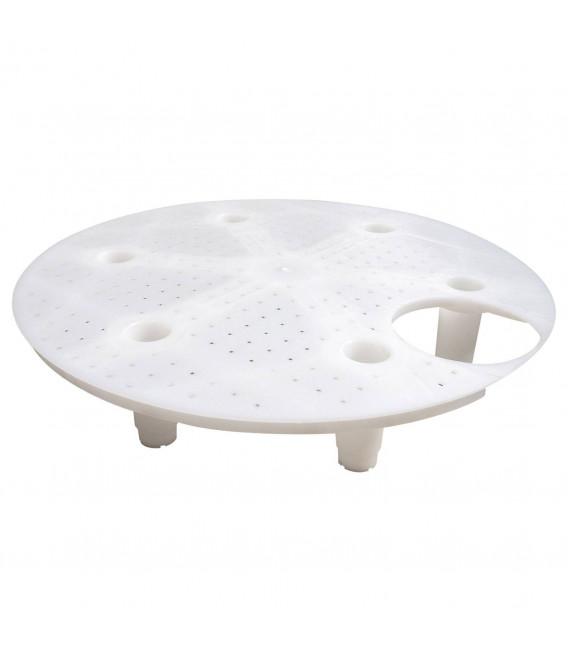 Plancher pour bac à sel 500 litres