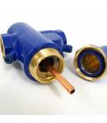 """Filtre autonettoyant ARION 40/49 - 1""""1/2 - 50µm - Eau chaude"""