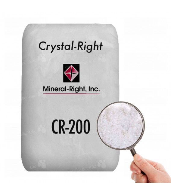 CRYSTAL RIGHT CR200 - Sac de 28,3 Litres