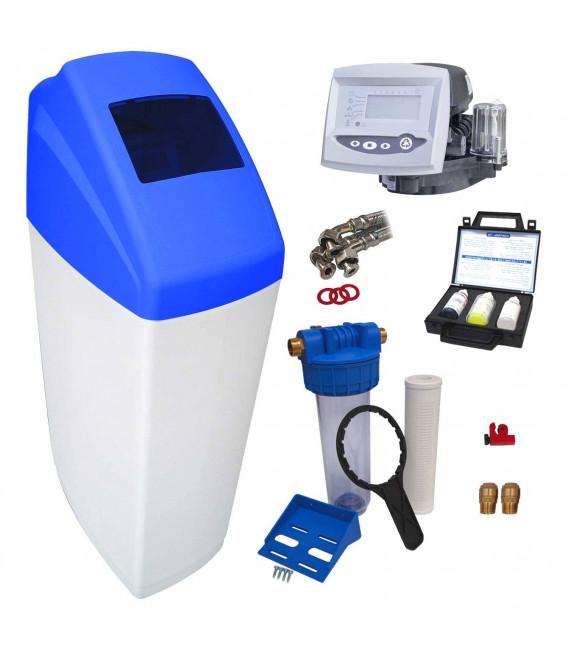 Adoucisseur d'eau 20L Autotrol 255/762 complet avec accessoires