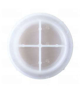 Couvercle PVC NW18/25/32
