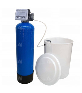 Adoucisseur d'eau bi bloc 100L Autotrol Performa 268/762
