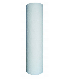 """Cartouche microfibre Meltblown 5"""" - 5µm"""