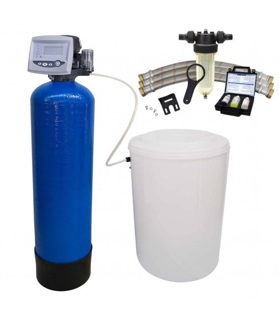 Adoucisseur d'eau bi bloc 75L Autotrol Performa 268/760 complet