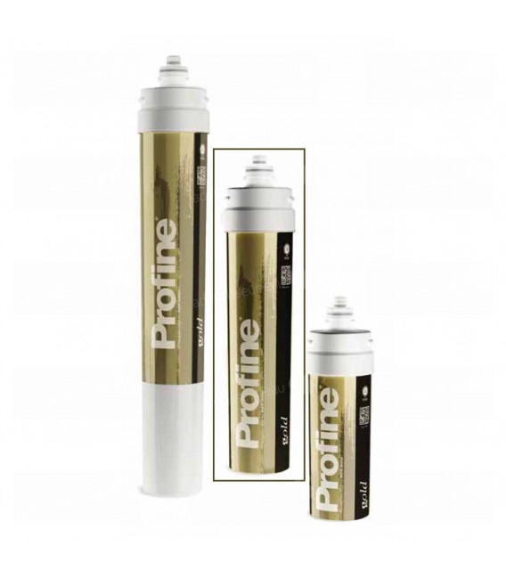 Cartouche encapsulée ultra filtration profine GOLD Medium