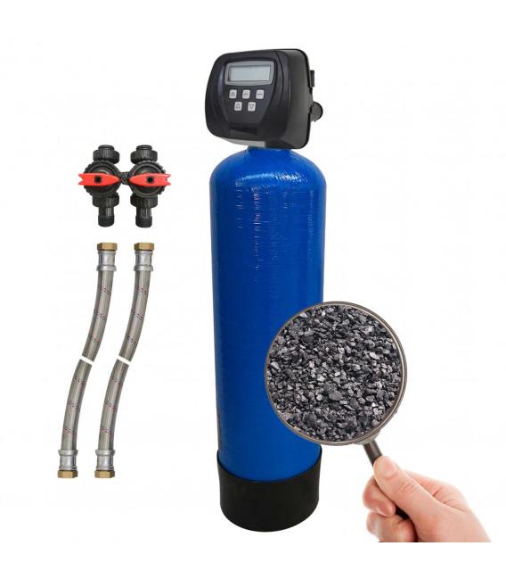 Filtre charbon actif autonettoyant 150L Clack WS1