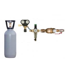 Adoucisseur CO2 2 pouces - 50/60 complet