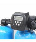 Adoucisseur d'eau duplex 2x50L Clack WS1TT complet