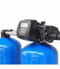 Adoucisseur d'eau duplex 2x225L Clack WS1TT