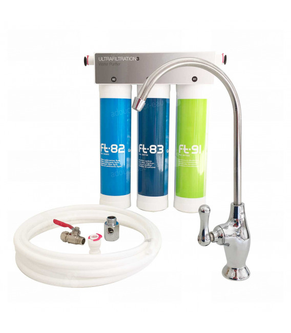 Purificateur d'eau UF Trio