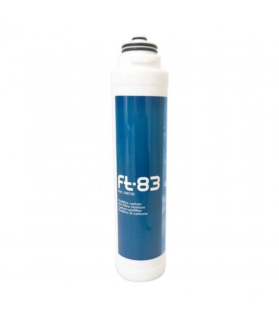 Cartouche de rechange CT83 / FT83 pour purificateur d'eau