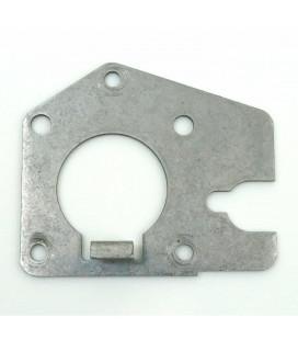 Plaque inox pour vanne Fleck 4600/5600 SE/SXT