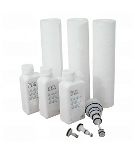 Kit entretien adoucisseur d'eau sans électricité Simplex
