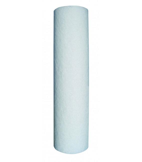 """Cartouche microfibre Meltblown 20"""" - 10µm"""