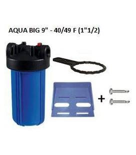 """Porte filtre à eau AQUA BIG 9"""" - 40/49F"""