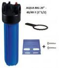 """Porte filtre à eau AQUA BIG 20"""" - 40/49F"""