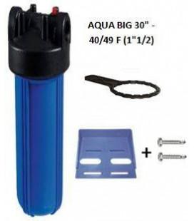 """Porte filtre à eau AQUA BIG 30"""" - 40/49F"""