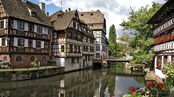La qualité de l'eau dans la ville de Strasbourg