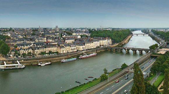 La qualité de l'eau dans la ville d'Angers