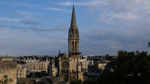 La qualité de l'eau dans la ville de Caen