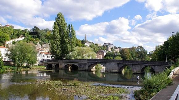 La qualité de l'eau dans la ville de Poitiers