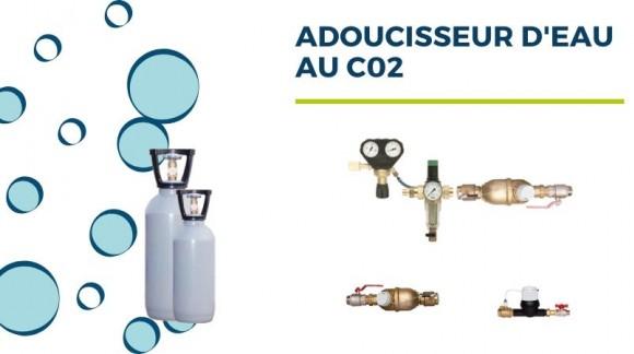 Adoucisseur d'eau CO2, une solution écologique