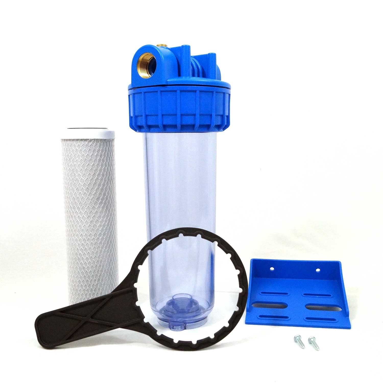 Filtre à eau : Terminé les impuretés